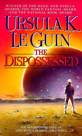 A Book a Week: The Dispossessed by Ursula K. Le Guin