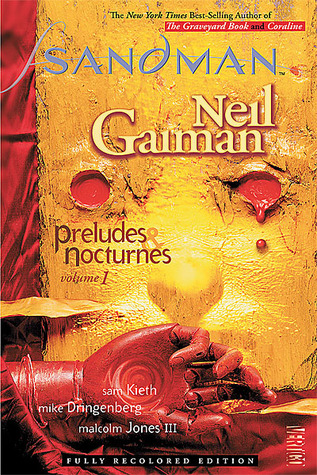 A Book a Week: The Sandman – Vol 1 – preludes and nocturnes – book #5