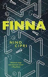 The cover of the novella FINNA by Nino Cipri